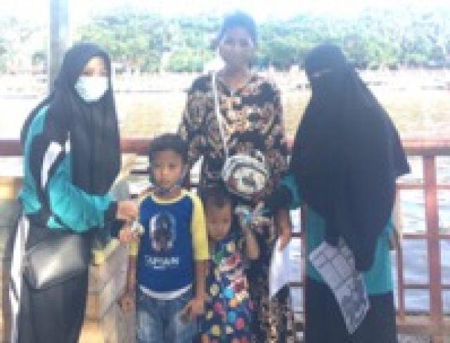 Forum Anak Kota Banjarmasin Mengenai Stunting